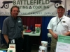 Don & Local Contractor Joe Pine at the 2013 Spring Home & Garden Show